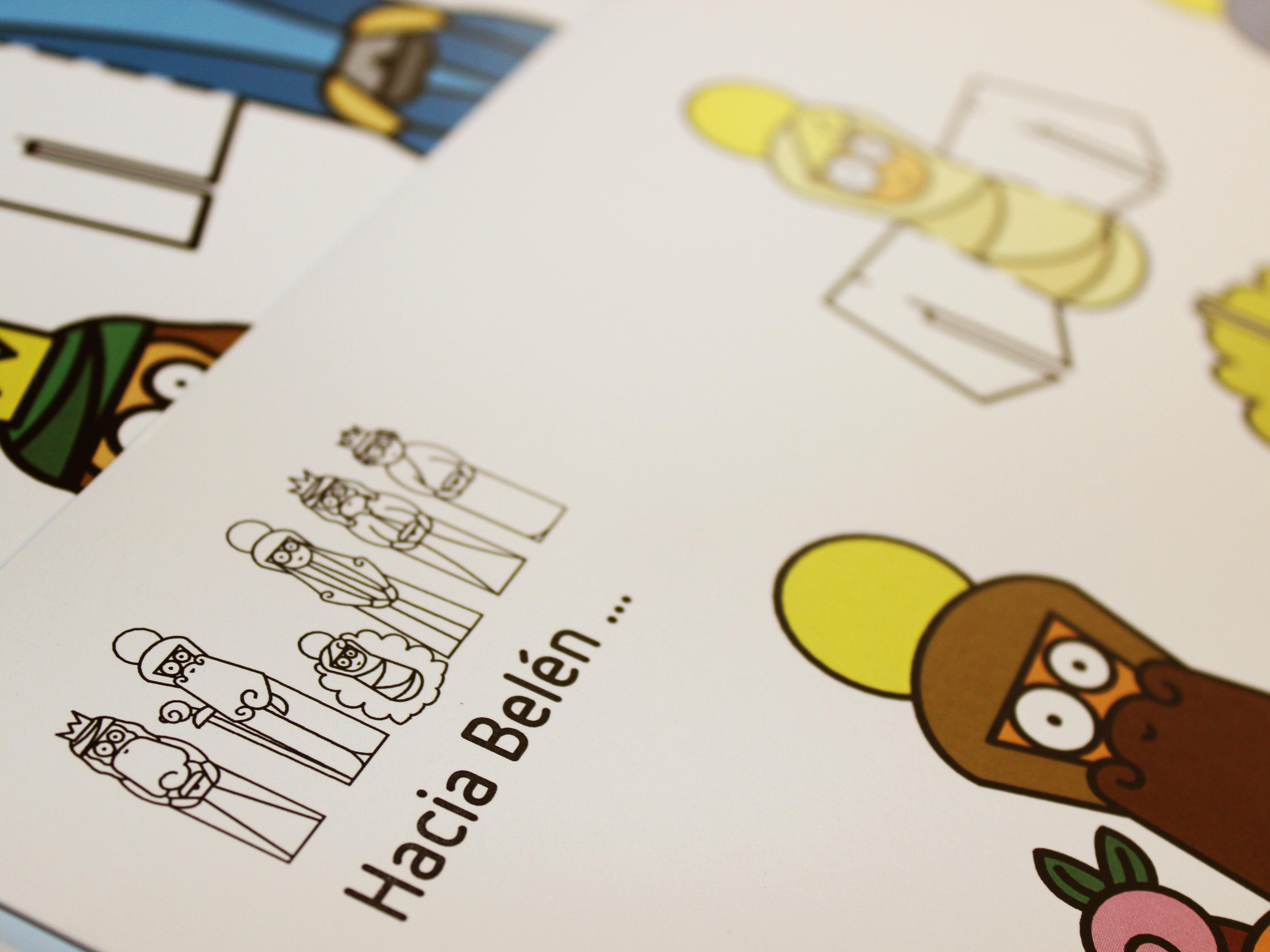diseño gráfico e ilustración digital