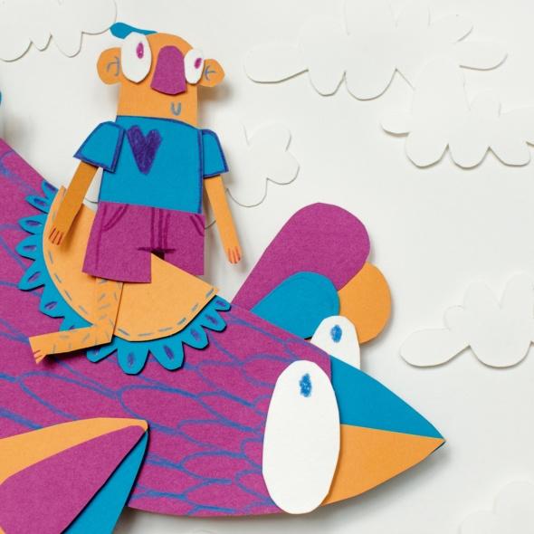 Ilustración infantil - ilustración editorial